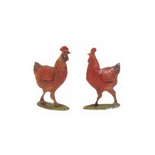 2-gallinas-decoradas-en-patina